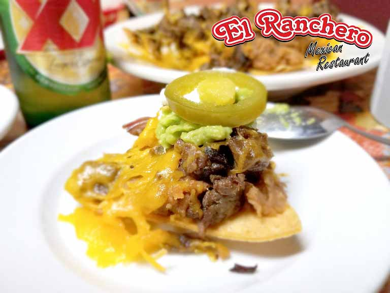 Ranchero Nachos